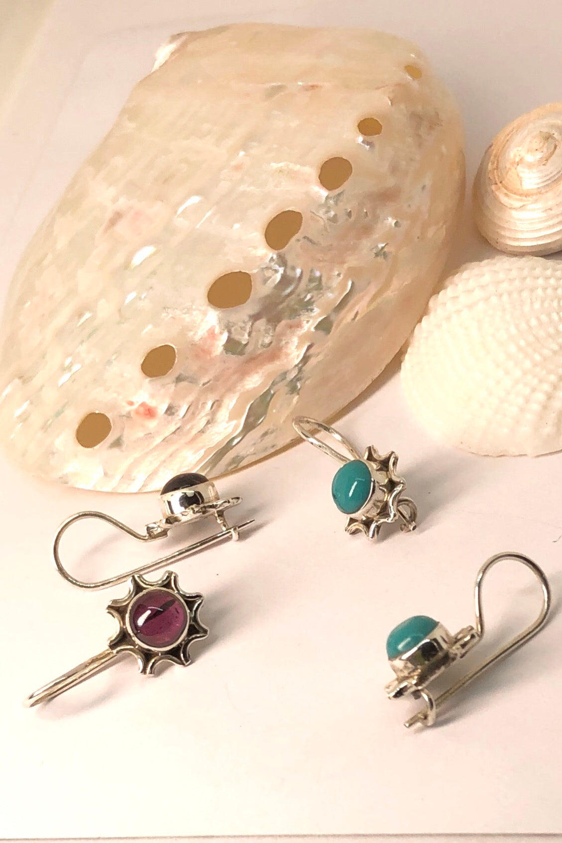 Shine like the star you are in these earrings.