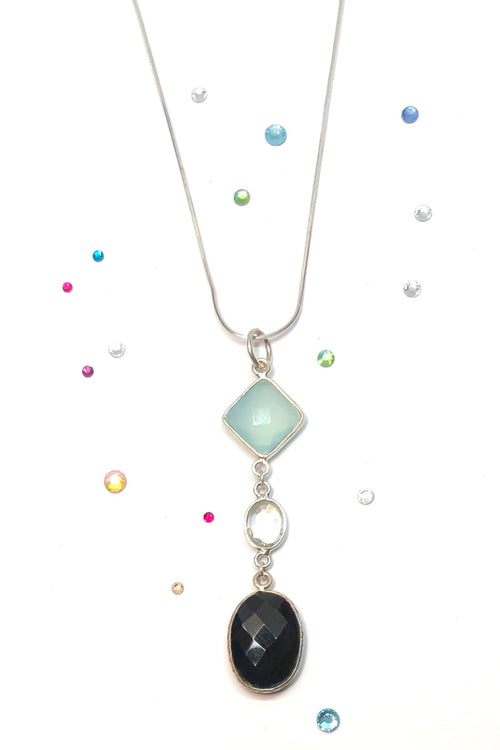 Echo Pendant Dewdrops Three