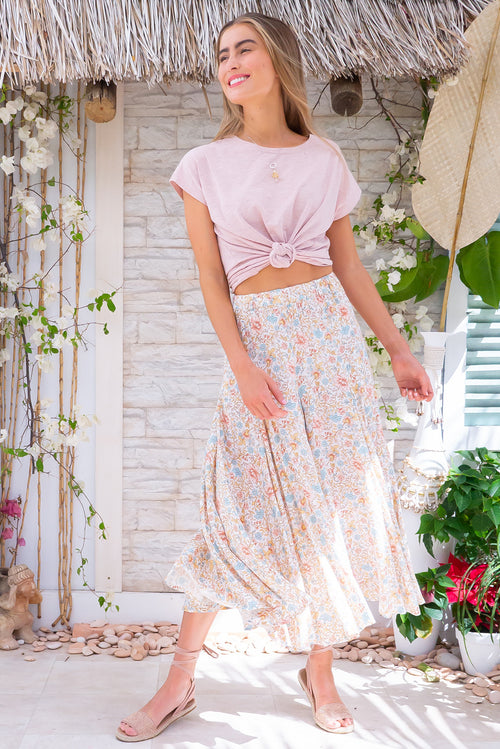Avalon Milk & Honey Skirt