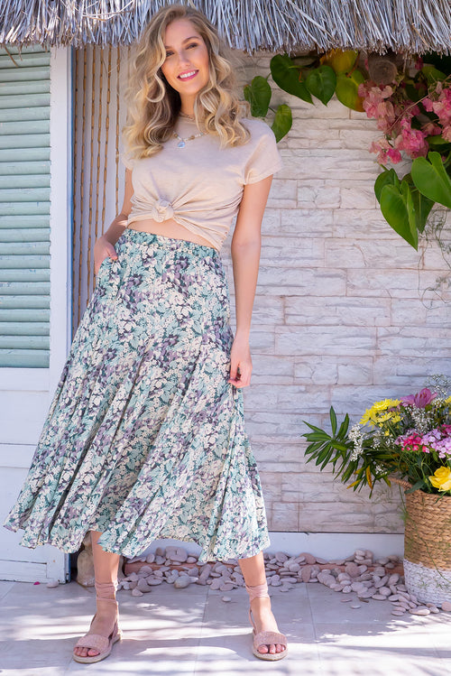 Avalon Garden Shadows Skirt