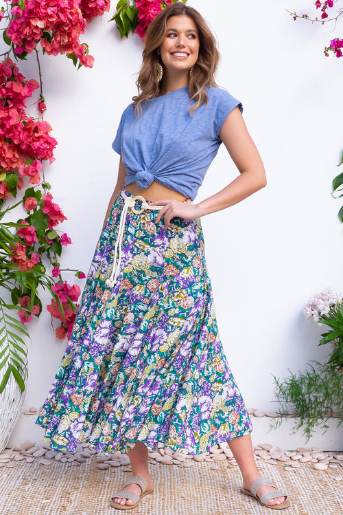 Avalon Grape Vine Skirt