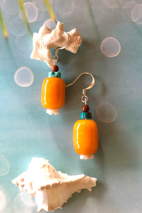 Earring Samara May Lantern