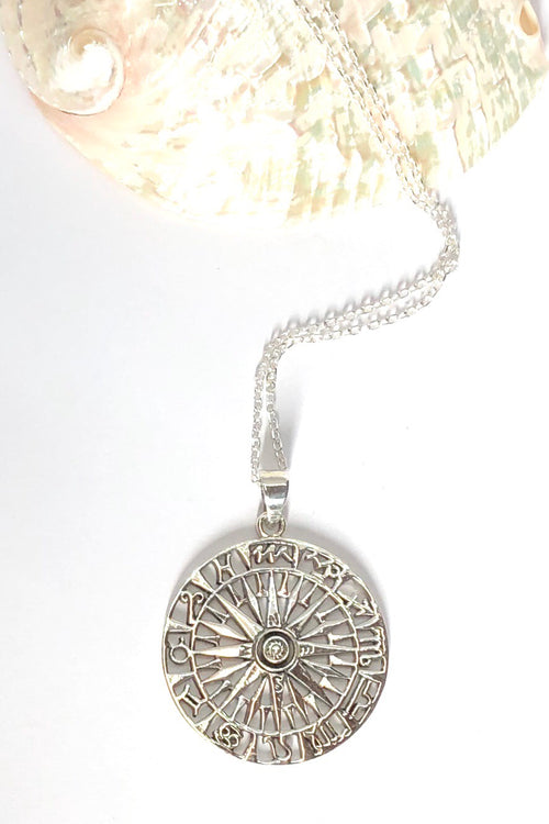 Oracle Pendant Compass