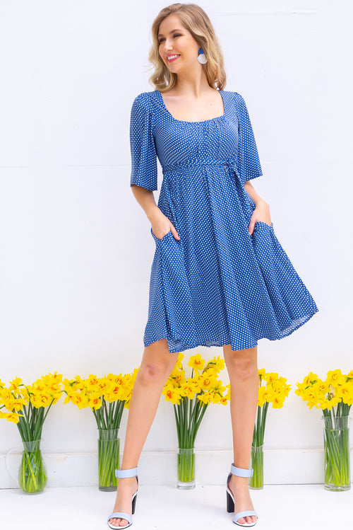 Canterbury Retro Rita Dress