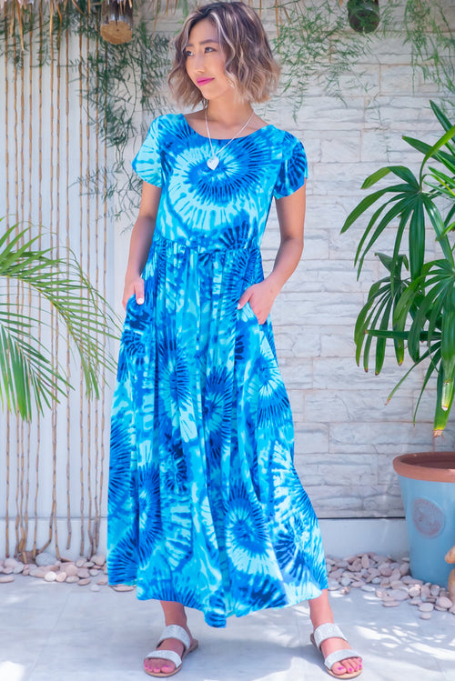 Cocoloco Ocean Ripples Dress
