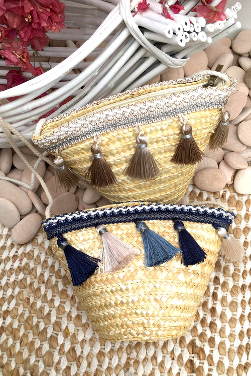 Bag Lillie Mini Bucket Nautical