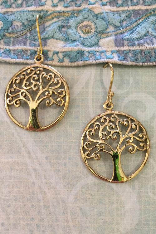 Earrings Dream Tree