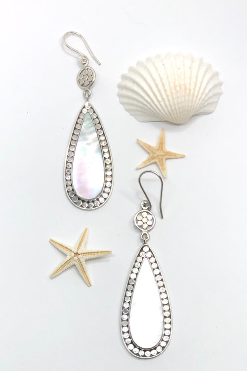 Earrings Cay Pearls a Singer