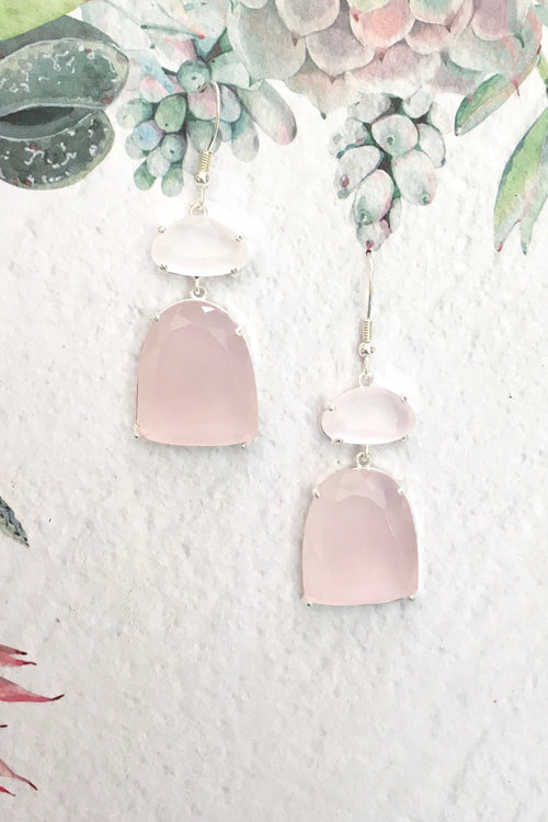 Earrings Rock Opera Rosé