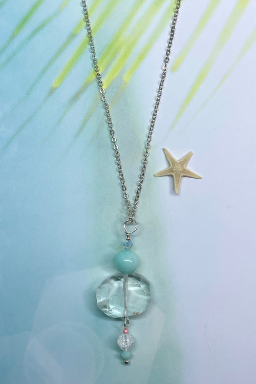 Pendant Serendipity Blue Shining Sea