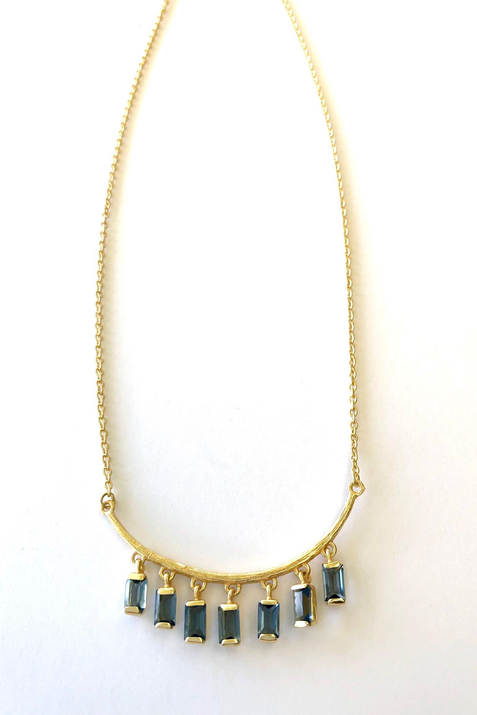 Oracle Venezia Necklace Baguettes
