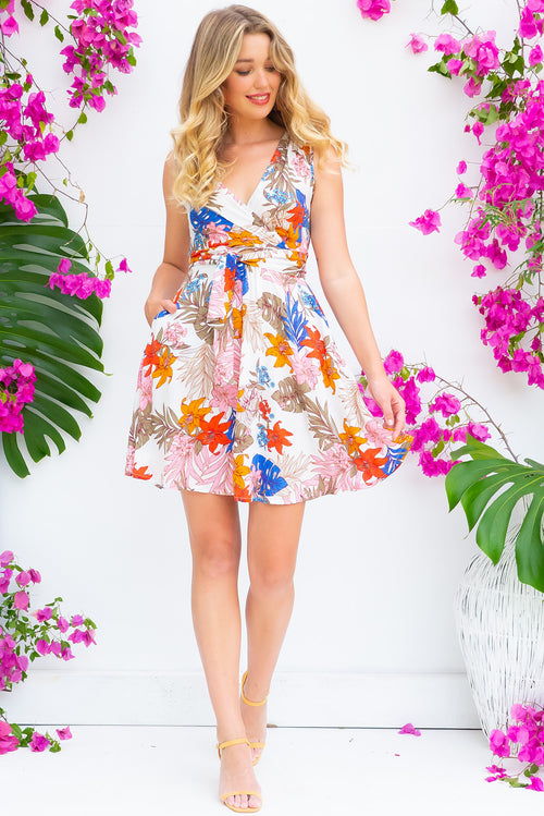 Little Darling Island Sands Dress