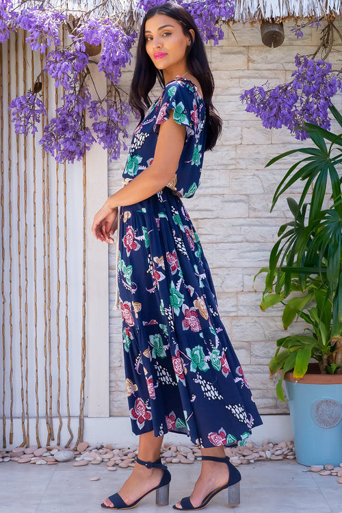 Marina Bali Nights Maxi Dress