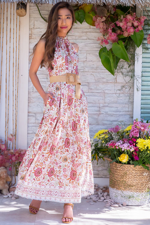 Noosa Tea Rose Maxi Dress