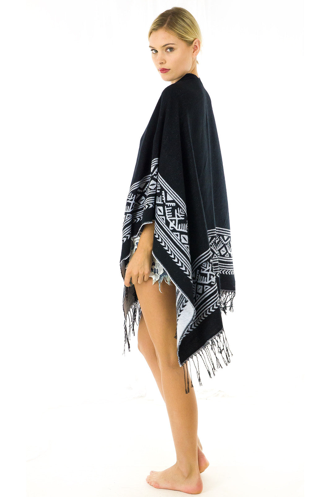 Aztec Carrie Cape