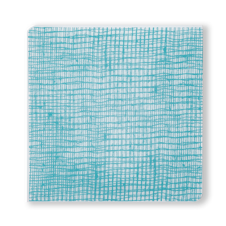 Coasters : Linen - Seafoam Set of 4