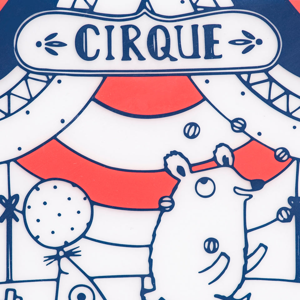 Mark-Mat Set : Circus + Markers