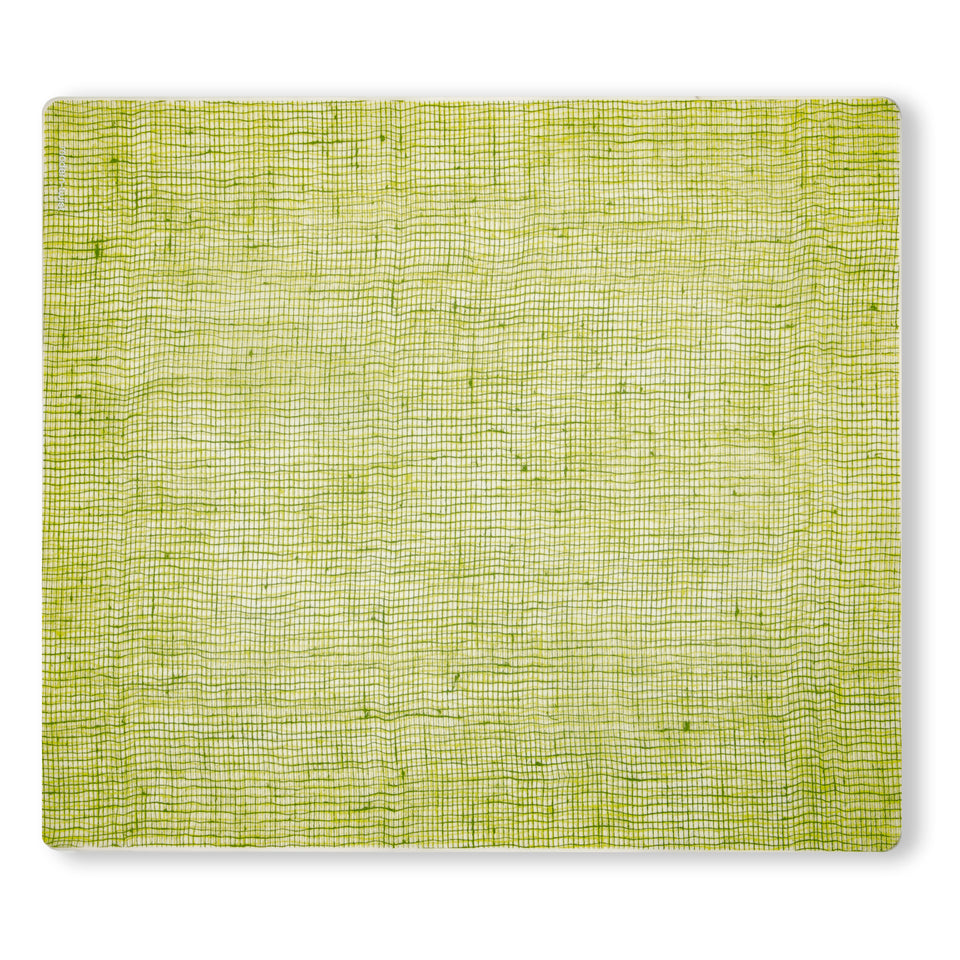 Placemat : Linen - Green Apple