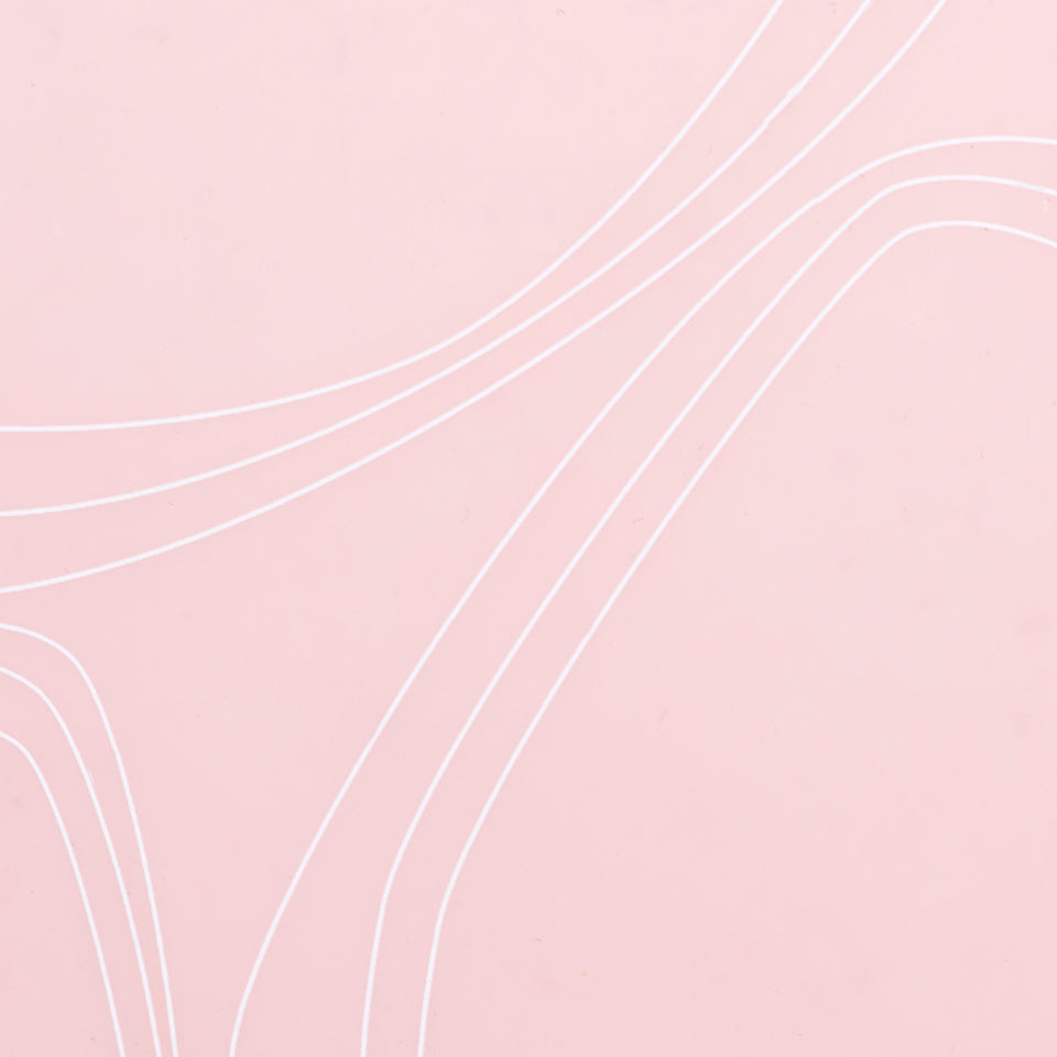 Placemat : Pebbles - Blush