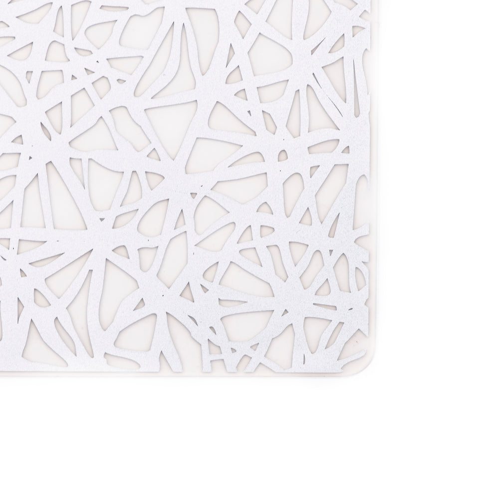 Placemat : Twine – Silver