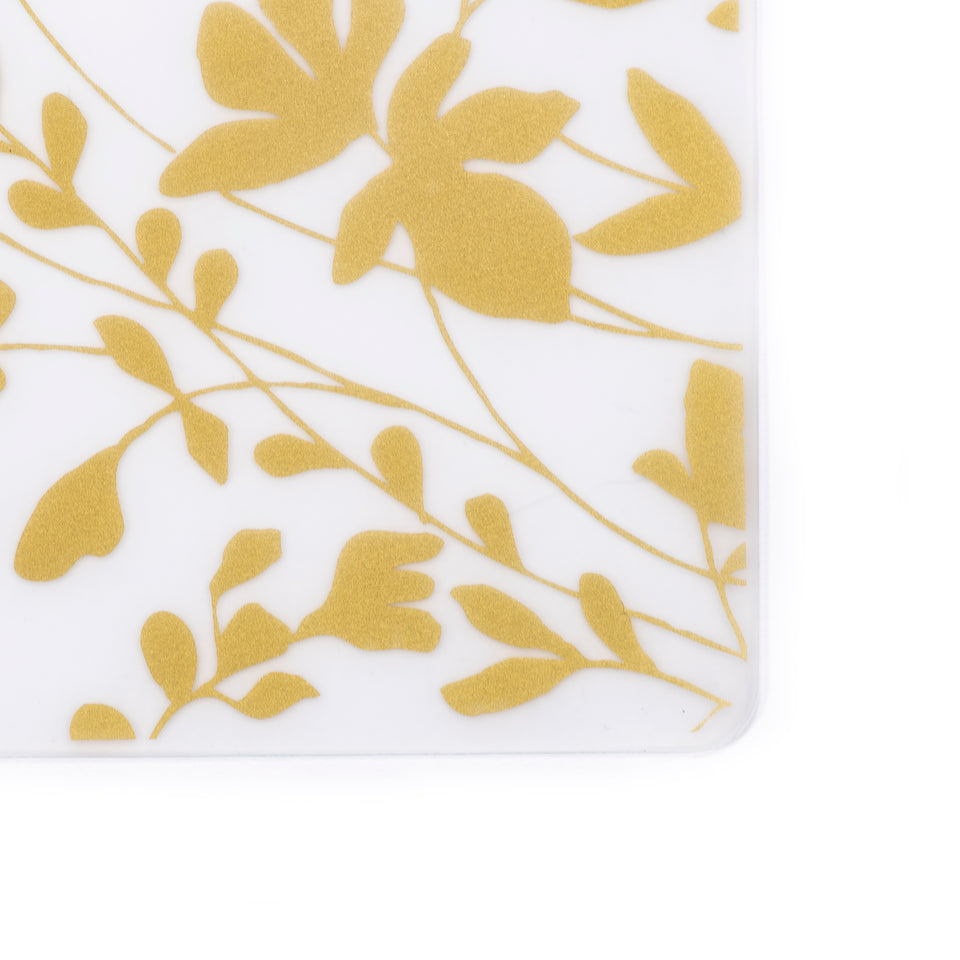 Placemat : Jardin - Gold