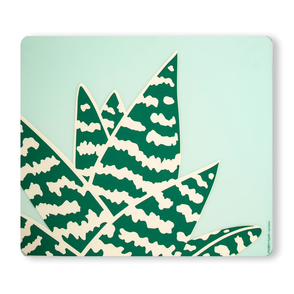 Placemat: Tiger Aloe