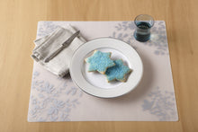 Placemat: Jardin - Silver