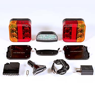Wireless Trailer Light -  Full Kit