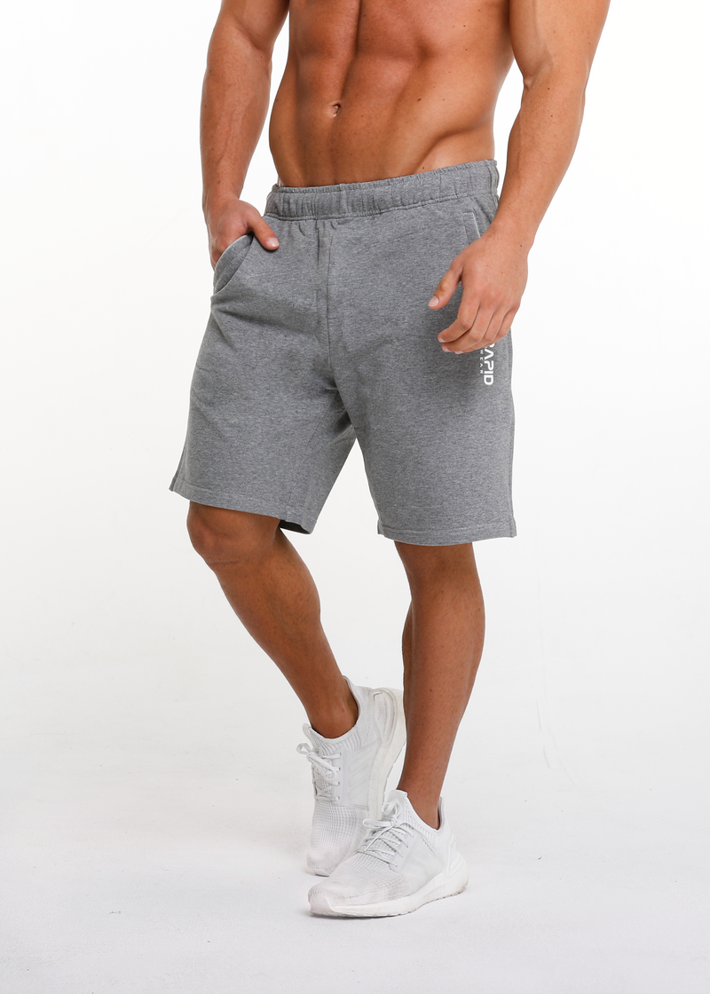 RAPID ARK SHORTS - GREY