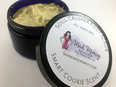 Sole Crusher Foot Scrub