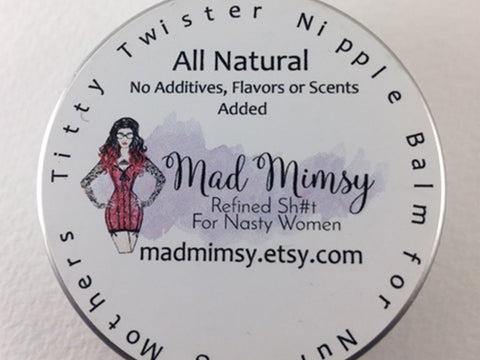 Titty Twister Nipple Balm