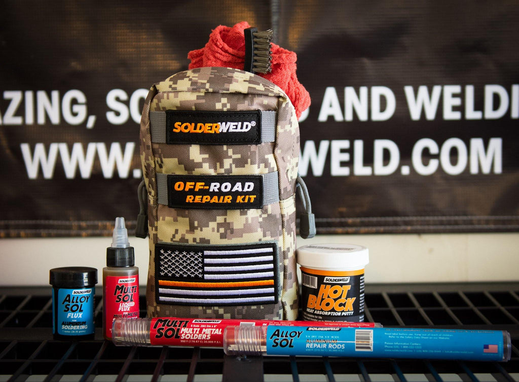 All In One Off Road Repair Kit