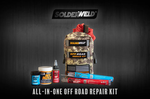 All In One Off Road Repair Kit - SolderWeld