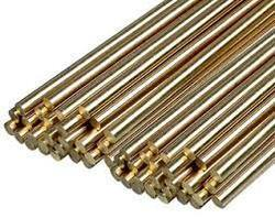 "Sil Sol 15 - 15% Sil-Phos Brazing Rods ROUND ( Rods 18"" Long ) 1 lb"