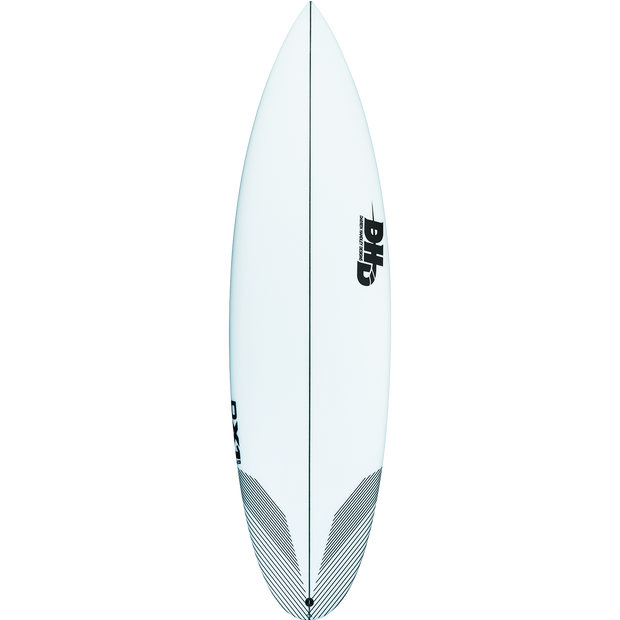 DHD DX1 Round Tail Surfboard
