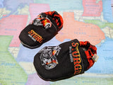 Trooper's Sturgis Motorcycle Soft Sole Baby Shoes