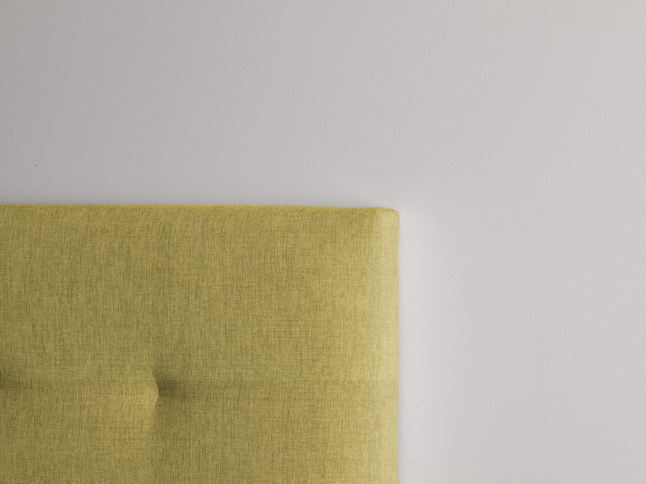 Optima Lemongrass fabric sample