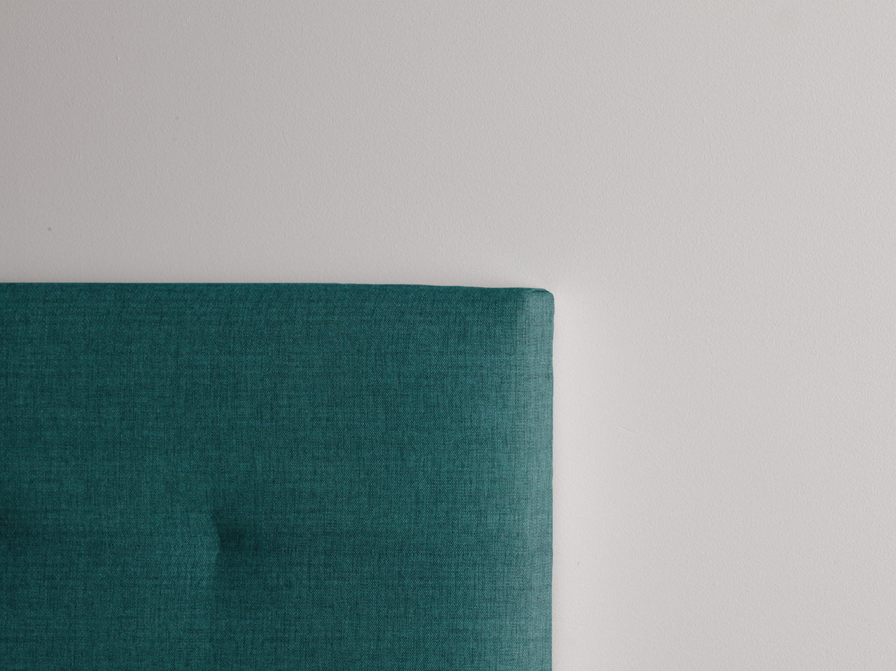 Optima Teal fabric sample