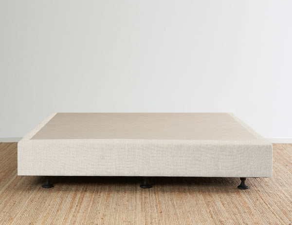 Luca's Bed Base - Birch