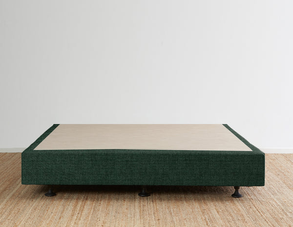 Luca's Bed Base - Evergreen