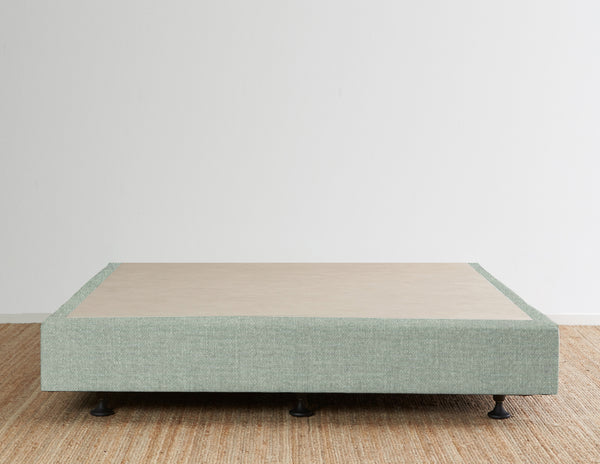 Luca's Bed Base - Seafoam