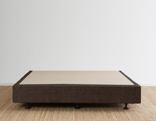 Luca's Bed Base - Walnut