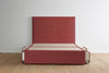 Maxwell's 4 Drawer Bed Base - Brick