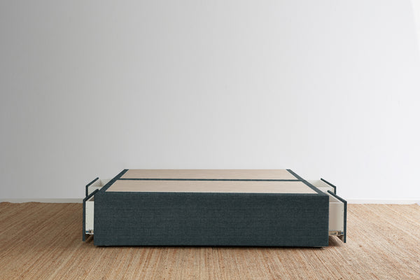 Maxwell's 4 Drawer Bed Base - Midnight