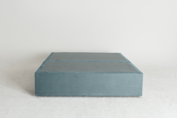 Velvet Maxwell's 4 Drawer Bed Base - Airforce