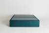 Velvet Maxwell's 4 Drawer Bed Base - Mallard