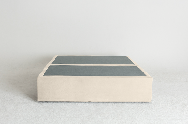 Velvet Maxwell's 4 Drawer Bed Base - Optic