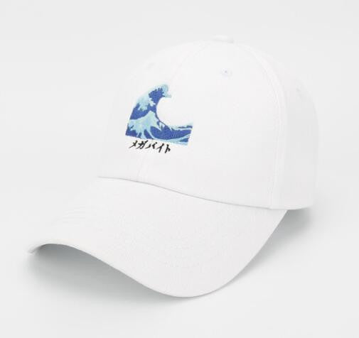 """The Great Wave"" Dad Hat"
