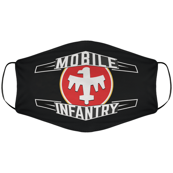 Mobile Infantry - Face Mask
