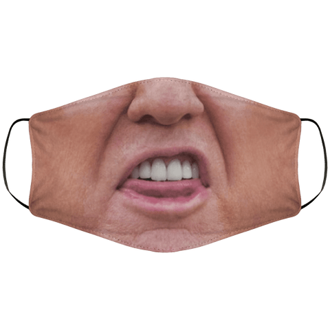 Trump Thicc - Face Mask